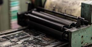 Behovet av tryckt marknadsföring är stor trots digitalisering
